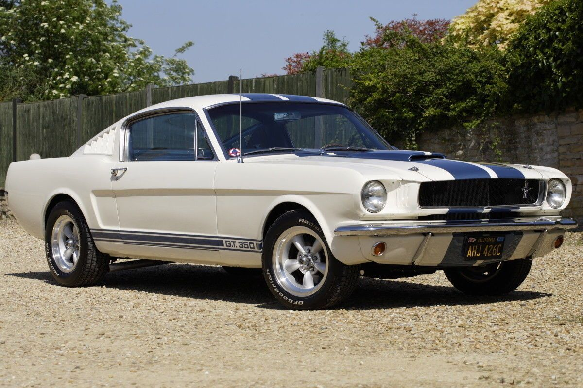 Ebay 1965 Ford Mustang Fastback Exceptional Gt350 Recreation