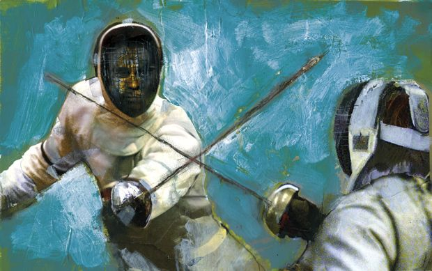 en garde fencing - Google Search