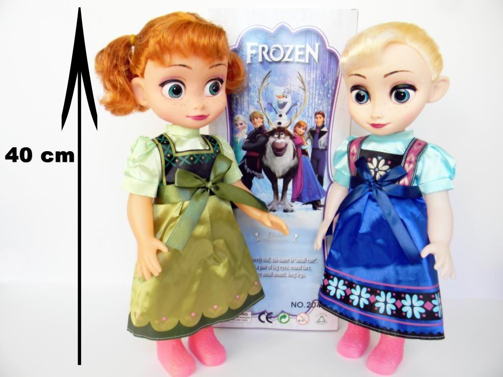 Interaktywna Lalka Frozen Elsa I Anna 40 Cm Spiewa Elsa Frozen Elsa Zelda Characters