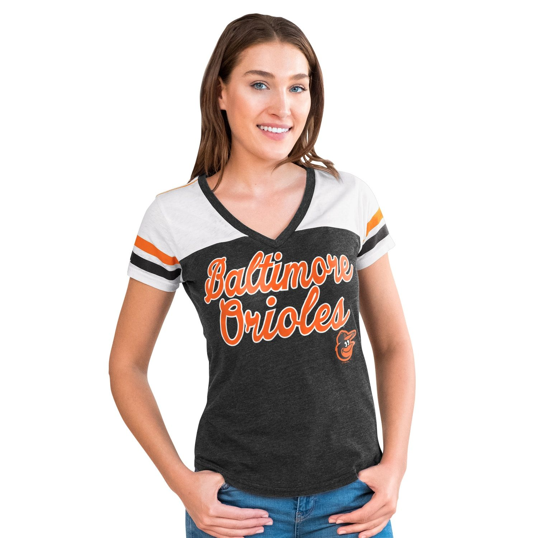 Women's Baltimore Orioles Playoff Tee Women, Womens tops