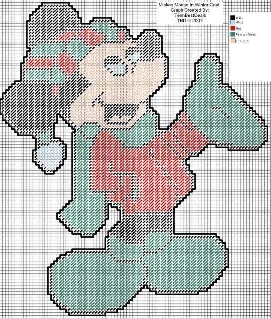 Pin de Debbie Van Dyke Hill en Plastic Canvas-Christmas | Pinterest ...