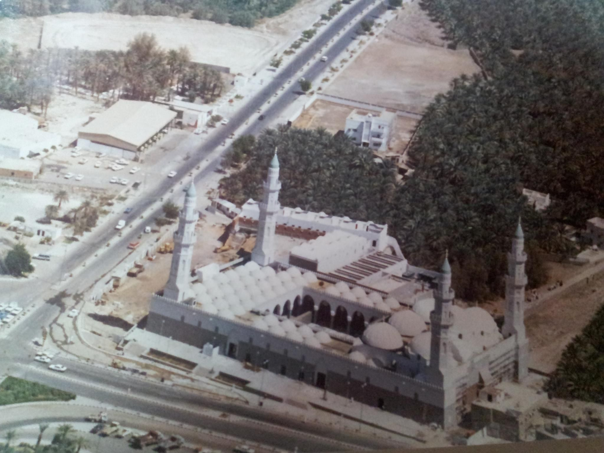 مسجد قباء Mecca Makkah Masjid