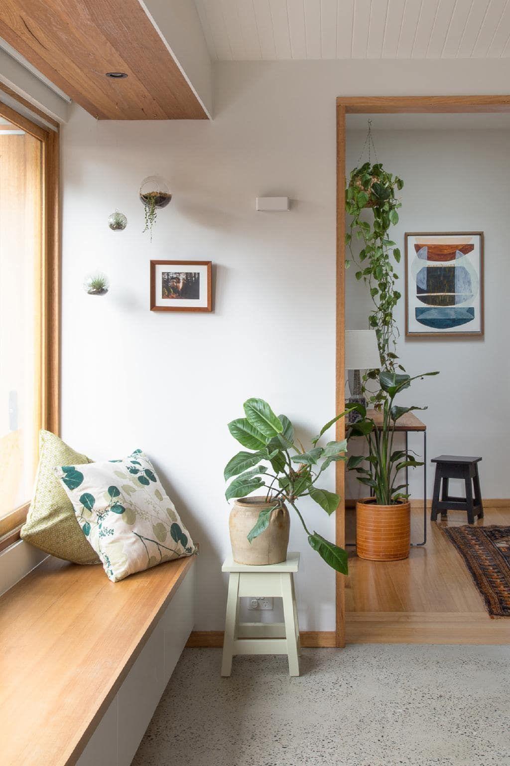 Sensational A Melbourne Bungalows Eco Friendly Transformation Home Interior And Landscaping Eliaenasavecom