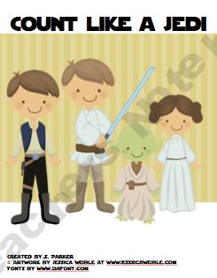 Count like a Jedi