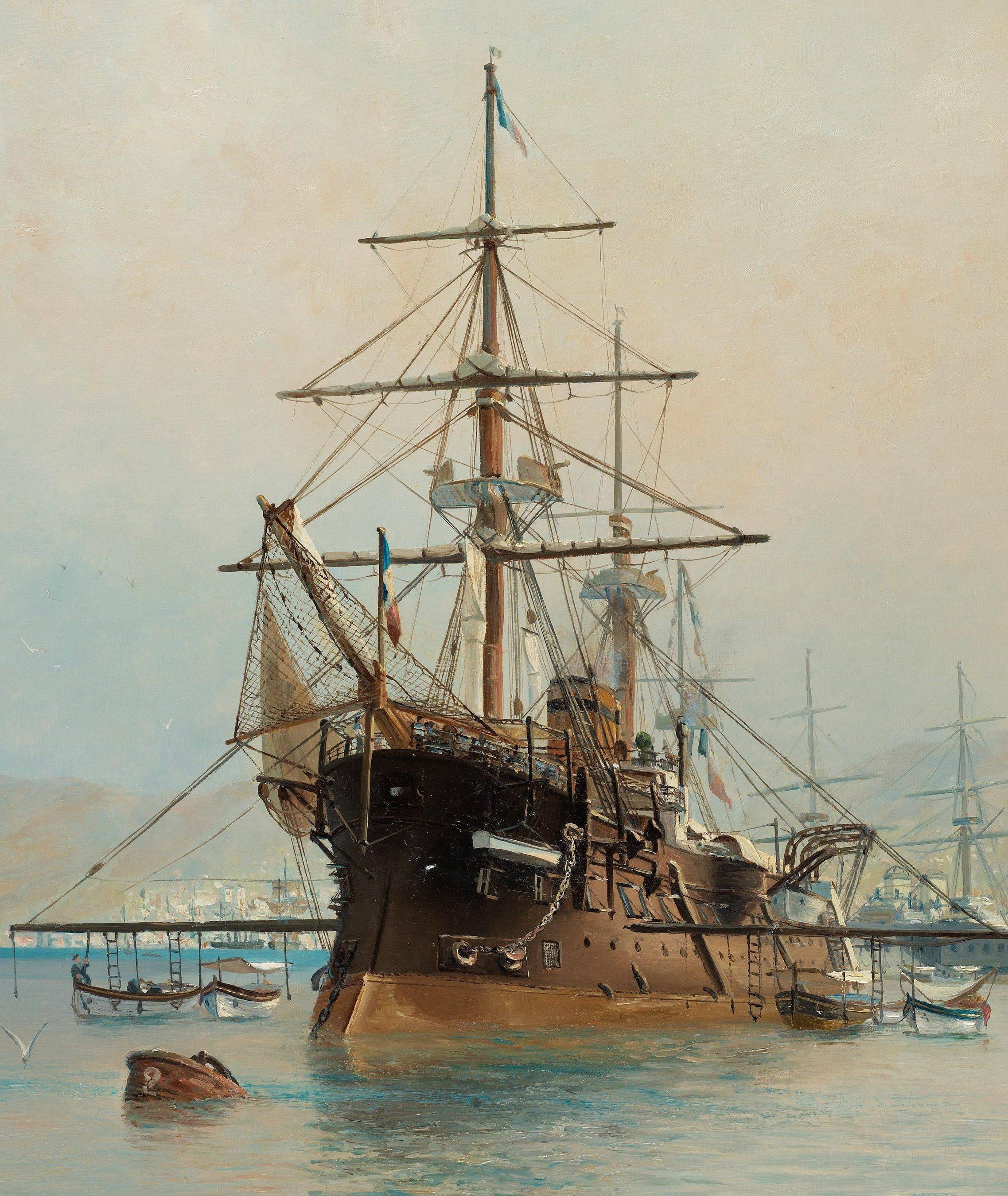 Imagen | cuadros | Pinterest | Veleros, Barcos antiguos y Galeon