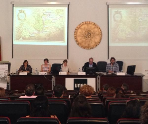 """#CongresoGilYCarrasco V-17 #Ponferrada - """"Autobiografía y literatura en el diario de viaje de Gil y Carrasco"""" - Ana Mª Freire"""