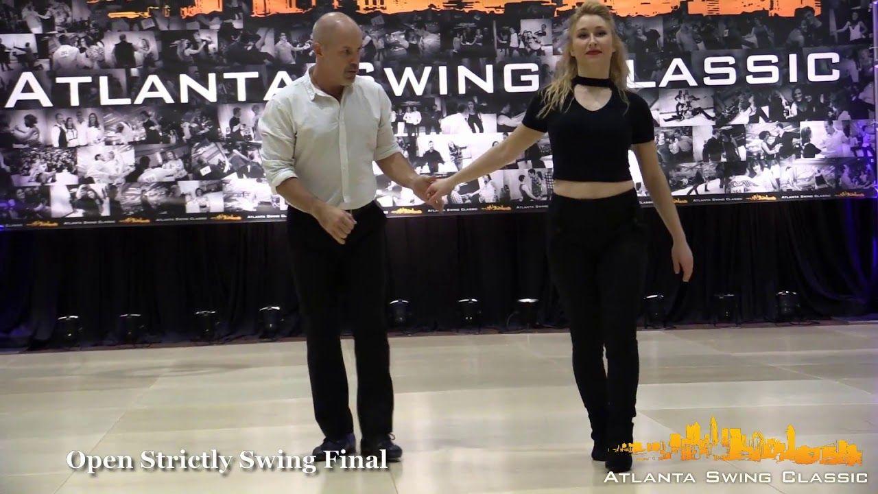 Robert Royston Victoria Henk Atlanta Swing Classic 2017
