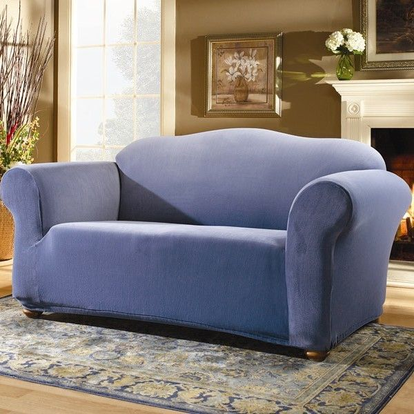 Stretch Pearson Sofa Slipcover | Products | Pinterest | Sofa Slipcovers And  Products