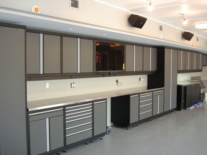 Garage Closet Ideas Garage Shelving Design Ideas Finished Garages Interior Garage Cabinets Inexpensive Kitchen Remodel White Kitchen Remodeling