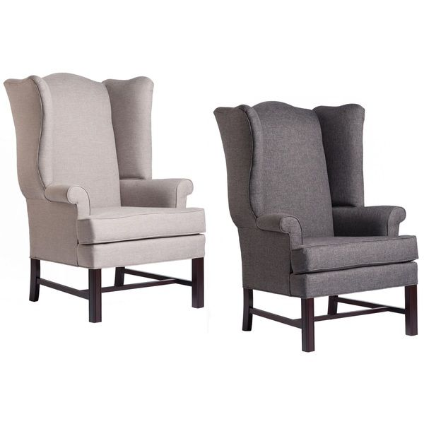 Great Deals On Furniture Online: Greyson Living Treviso Wing Back Accent Chair