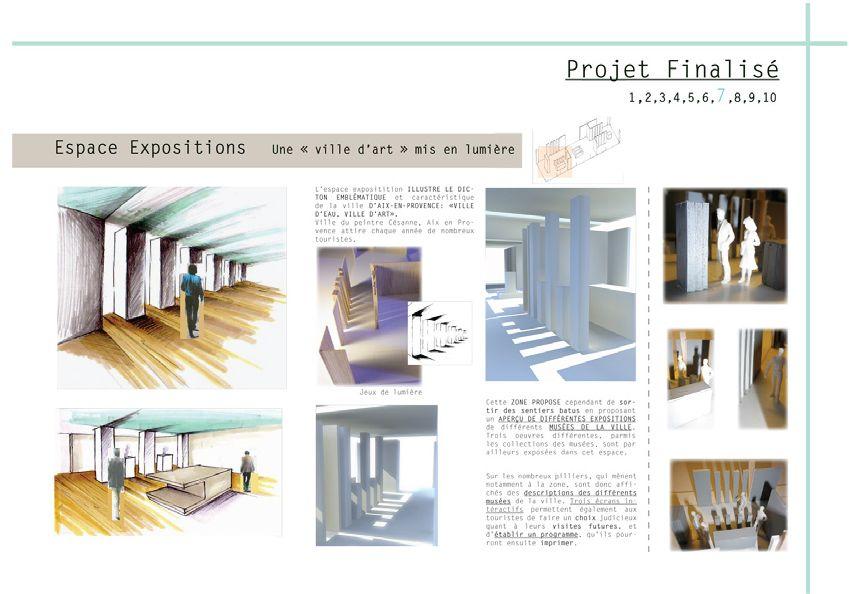 ecole @esdac à #aixenrprovence - bts #design d'espace – bac + 2