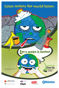 Cleanliness/ Swach Bharat - Poster Ideas for NIFT, NID, CEED