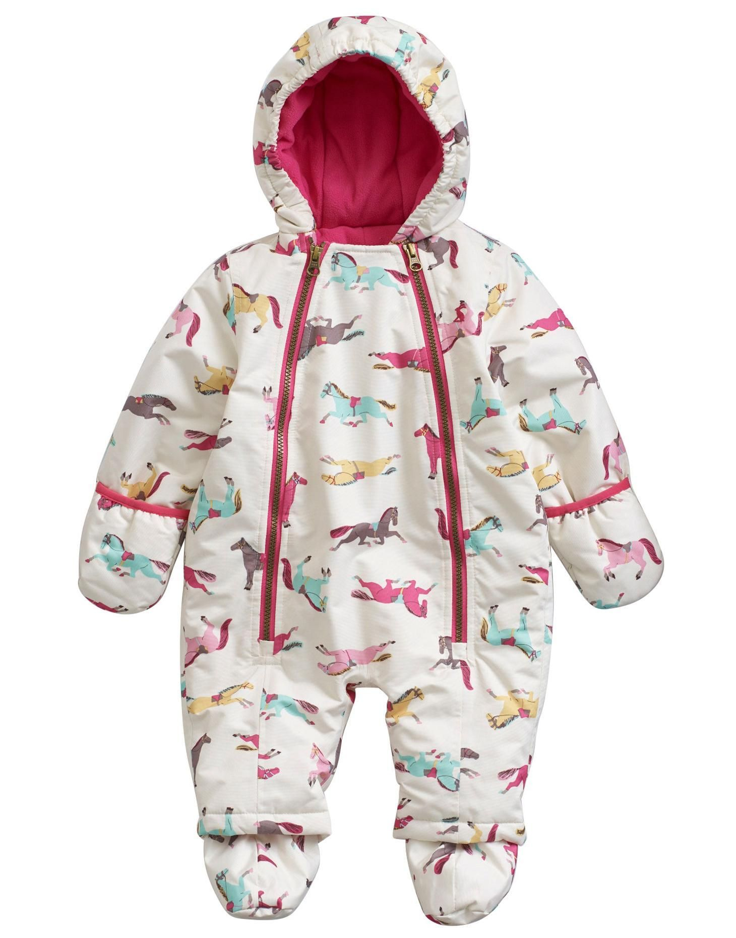 78cdb394e Joules Baby Girls Snow Suit