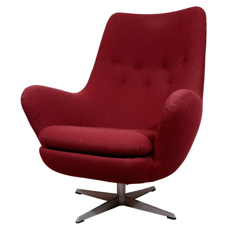 Mid Century Egg Chair Evacuation Rental Form Swivel Lounge Pinterest