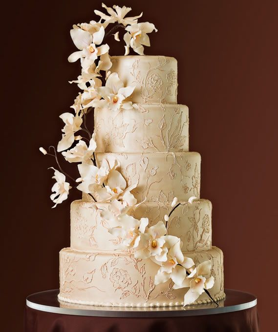 The Most Beautiful Cake In World Wedding Cakes