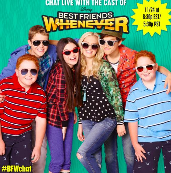 Best Friends Whenever Disney Amigos Filmes