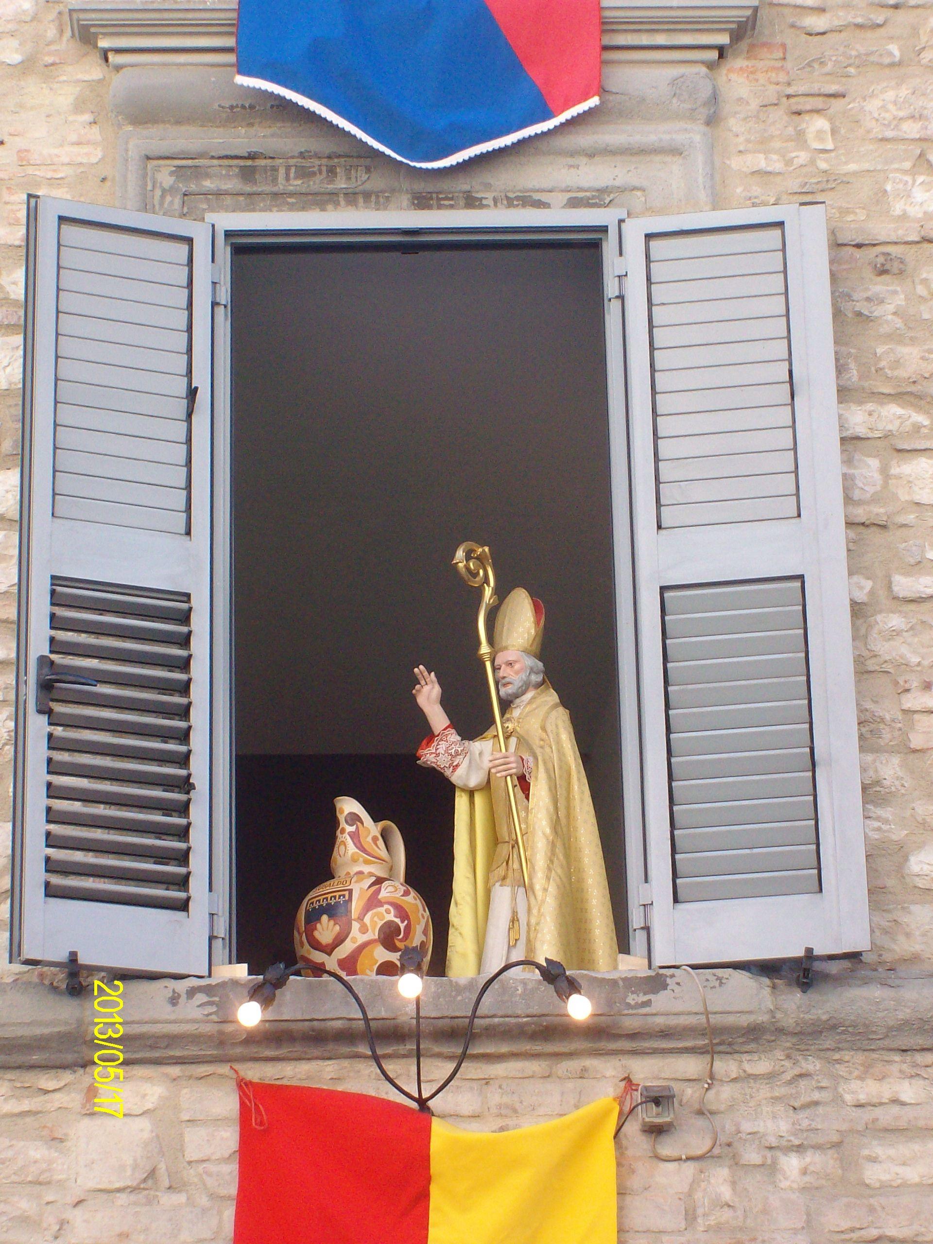 Sant'Ubaldo - Gubbio    - Italy