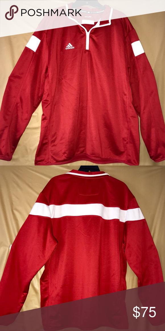 a1efff5b747d Men s Adidas pullover Thin fabric