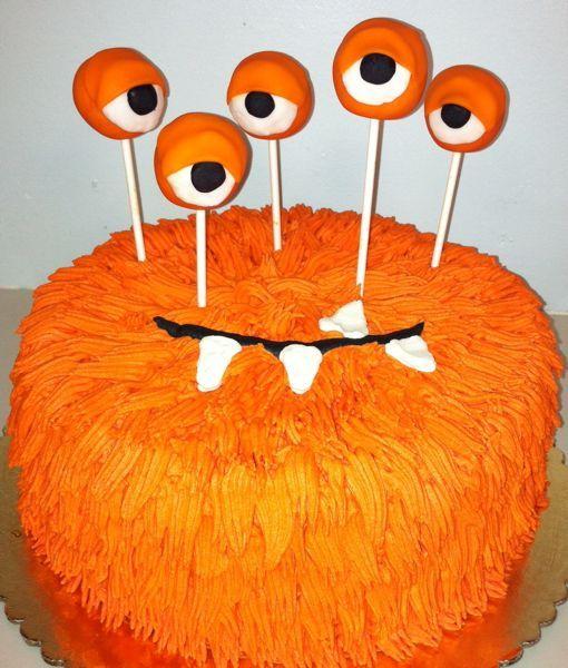 Monster Cake Gluten Free Birthday Cakes
