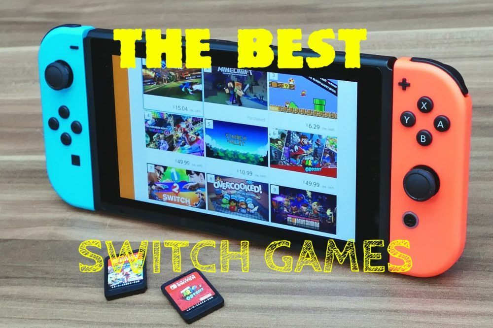 What Are The Best Nintendo Switch Games For Younger Children Nintendo Switch Games Nintendo Nintendo Switch