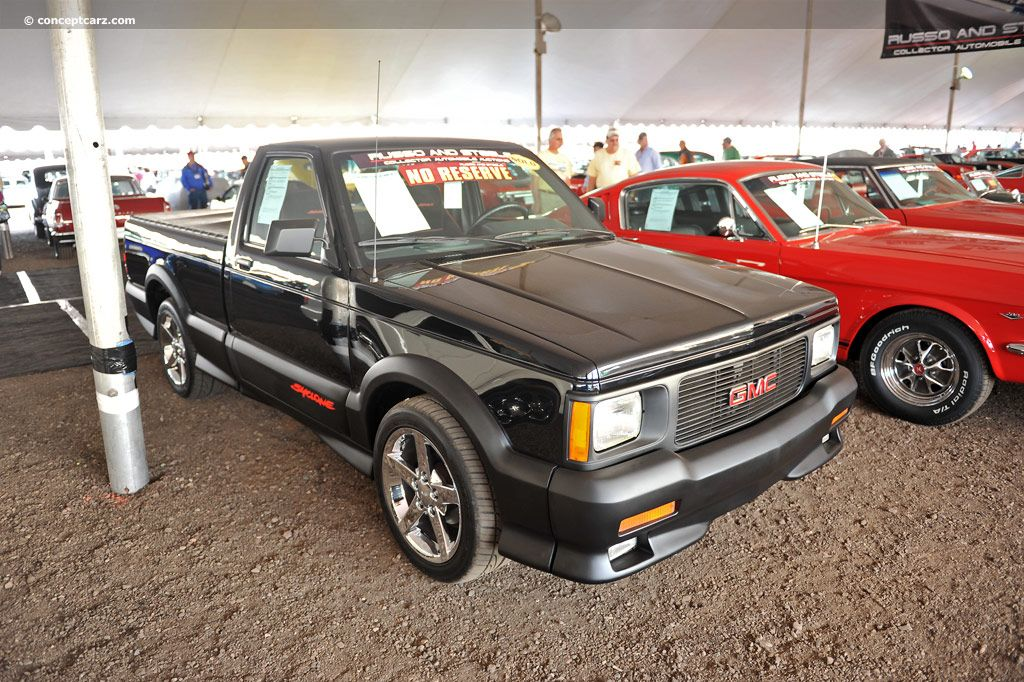 1991 gmc syclone cyclone conceptcarz trucks vans and suvs pinterest small trucks. Black Bedroom Furniture Sets. Home Design Ideas