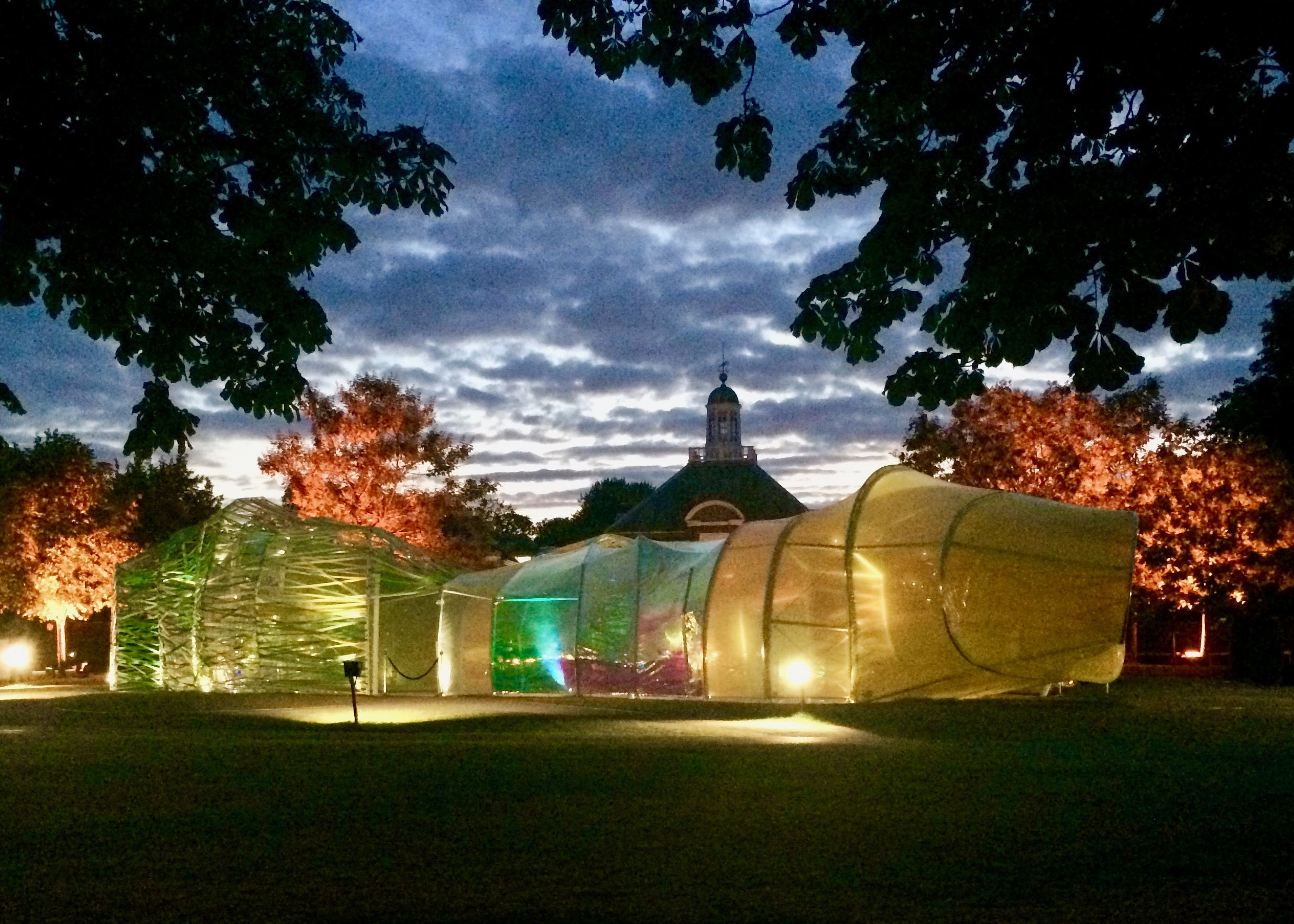 The 2015 Serpentine Pavilion by selgascano | Landscape ...