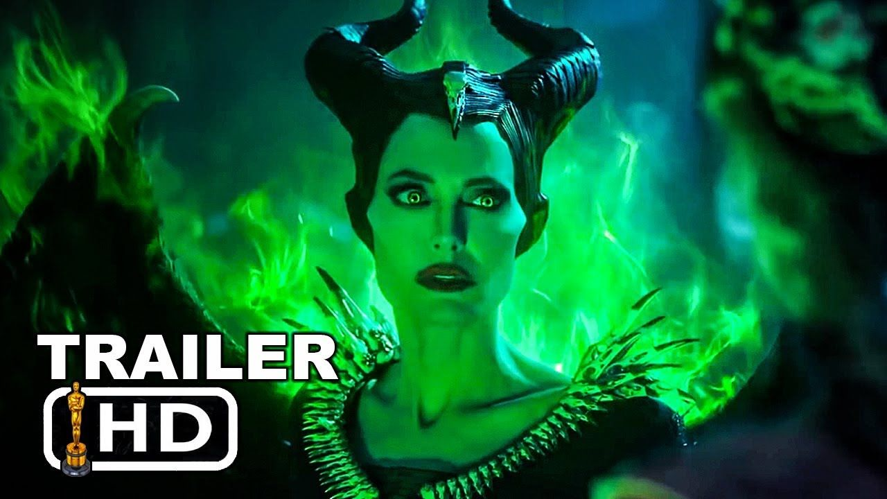 Maleficent 2 Official Trailer 2019 Angelina Jolie