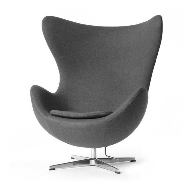 Jacobsen Egg Chair Lounge Stoel