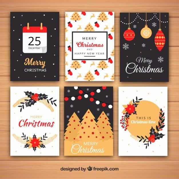 Cute Christmas Cards Christmas Cards / Tarjetas de Navidad
