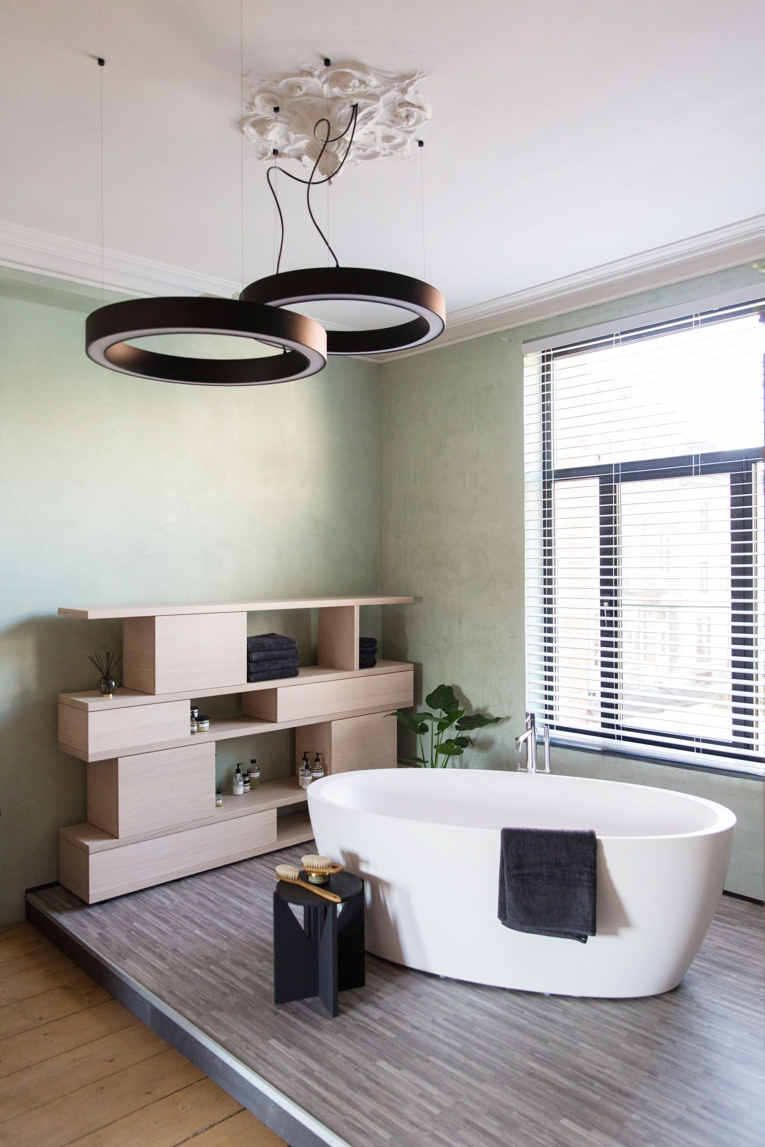 Walls · Bathroom Ft. BerryAlloc Riviera   Roma Laminate Flooring At  #RoominGent. #bath