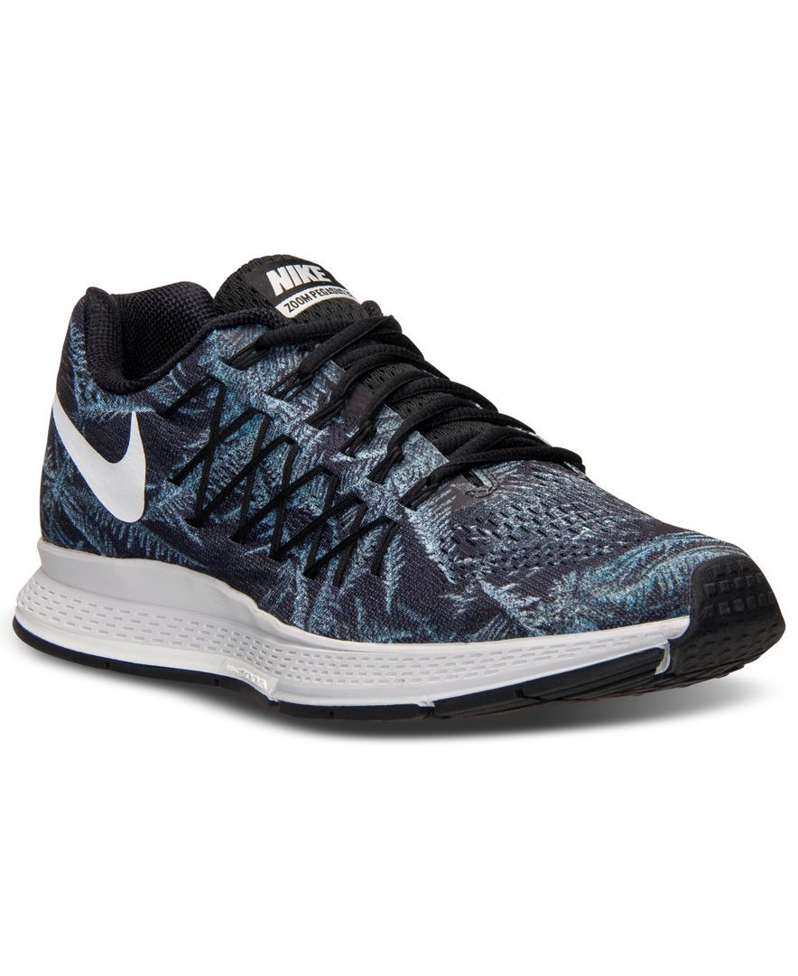 e5c63ee01ab6 Nike Men s Zoom Pegasus 32 Solstice Running Sneakers from Finish Line