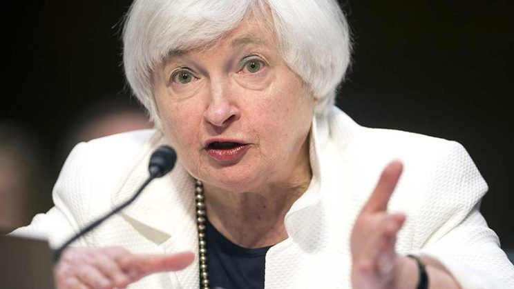 It S The Event Investors Have Been Waiting For All Week Federal Reserve Chair Janet Yellen Federal Reserve Finance