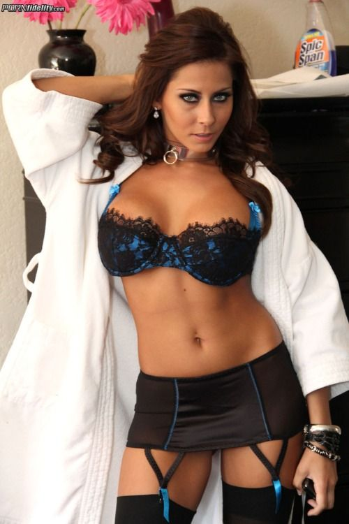 Madison Ivy In Lingerie