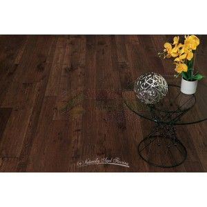 NATURALLY AGED CORAL, MEDALLION COLLECTION, MC CO 357, HAND SCRAPED HICKORY  · Orange CountyHardwoodFlooringCoralDining Room