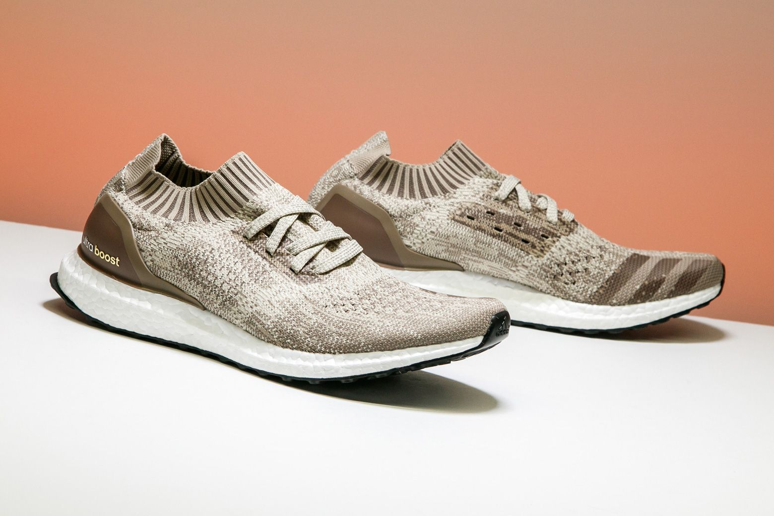 adidas goes the simple and clean route with this Ultra Boost Uncaged in