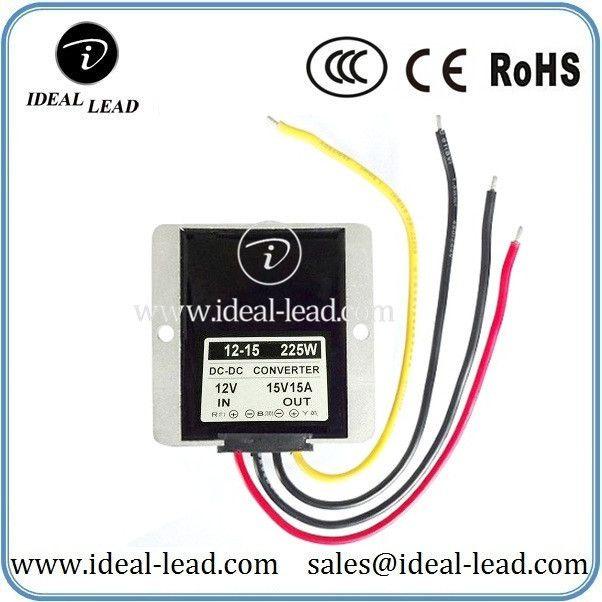 15a 12v To 15v Dc Dc Power Converter For Solar Panel Converter Dc Dc Converter Power Converters