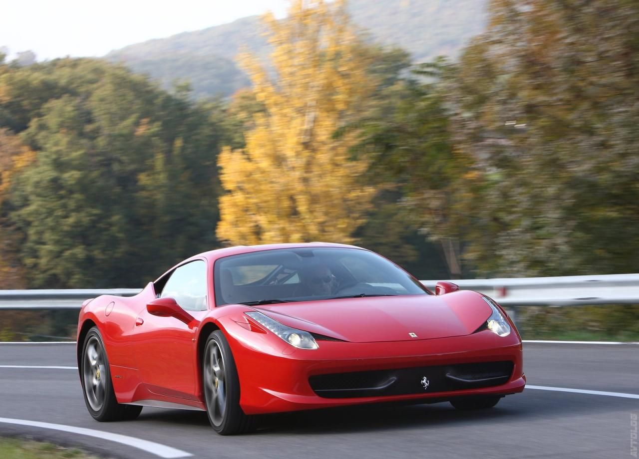 ferrari 458 top speed. ferrari 458 italia- 562 bhp top speed 202 mph