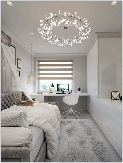 15 Gorgeous Small Bedroom Design For Teenage Girls Dream House Teenage Girl Bedrooms Bedroom Design In 2020 Small Room Design Room Design Bedroom Small Room Bedroom
