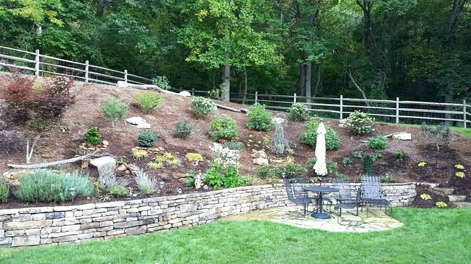 Miraculous Steep Slope Landscaping How To Landscape A On Budget Landscaping A Slope Steep Hillside Landscaping Hillside Landscaping