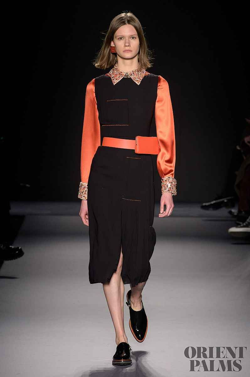 Watch Lanvin Fall 2019 RTW: First Runway Show Without Alber Elbaz video