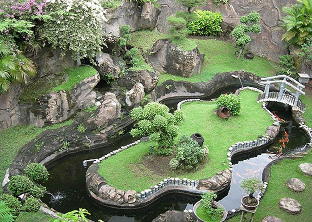 42 Awesome Fish Ponds Design Ideas For Your Backyard Landscape