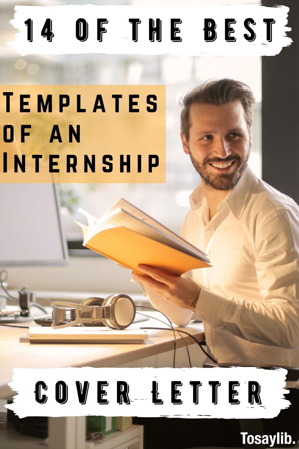 10+ Templates of an Internship Cover Letter Tosaylib in