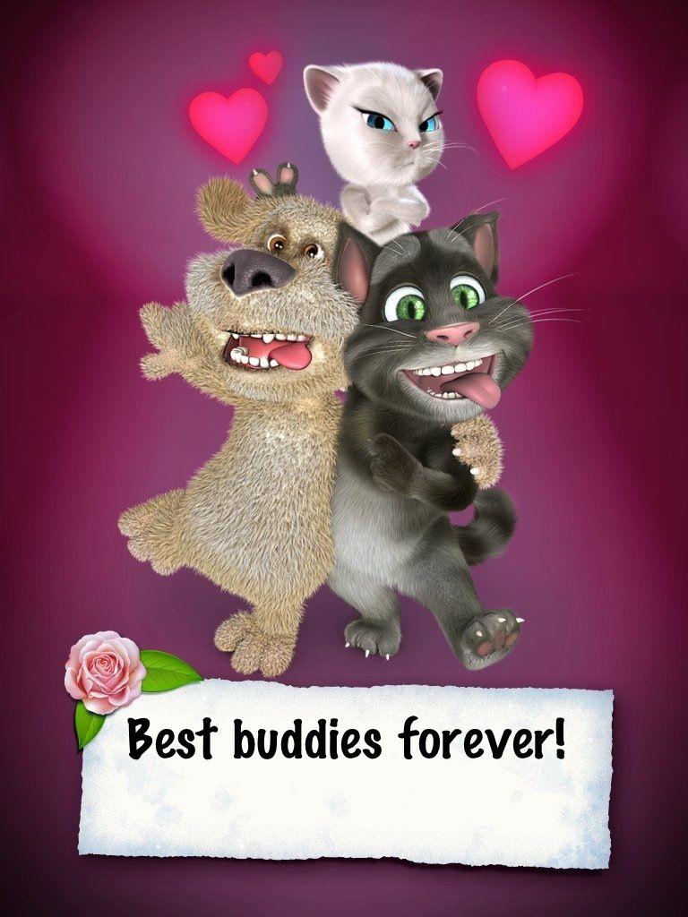 Best buddies forever!