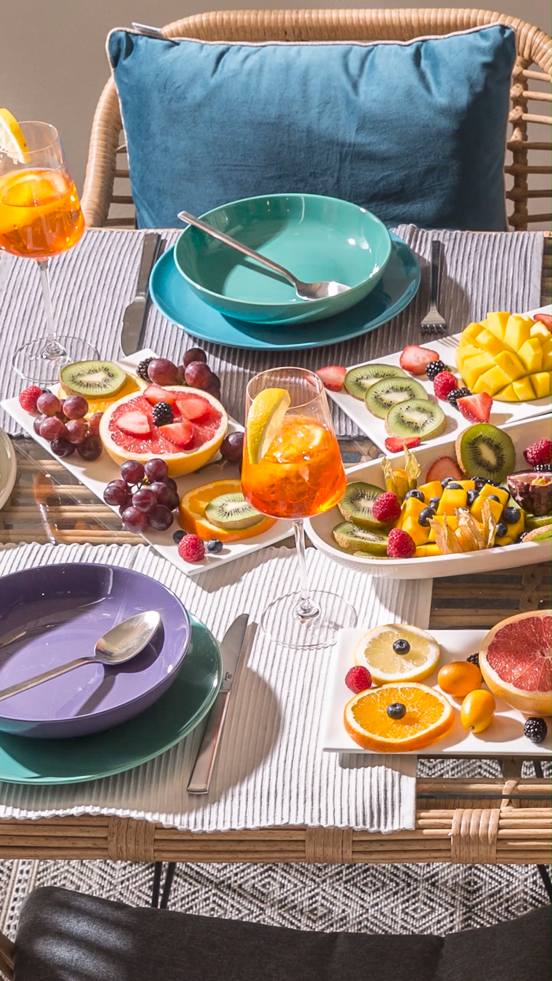 How to: Fruit Platter
