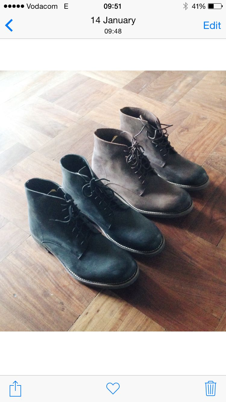 Sergeant Pepper || Handmade full leather boots