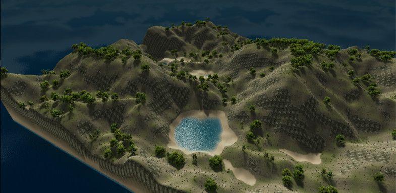 Landscape Generator Lite #Generator#Landscape#Lite#Terrain