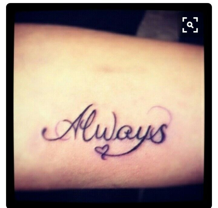 But Instead Of Always Write Palmer Or Better Yet A Palm Frond Infinity Tattoos Mom Tattoos Tattoos For Daughters