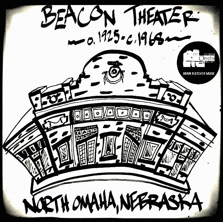 A history of theatres and movie theaters in north omaha