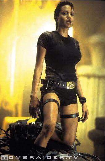 Lara Croft Tomb Raider Angelina Jolie Costume