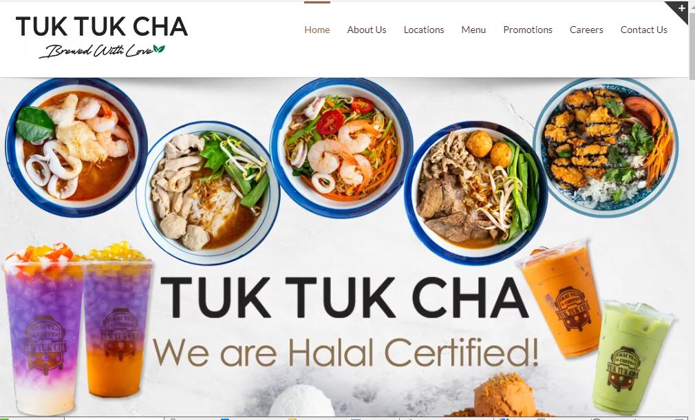 Halal Thai Food In 2020 Thai Recipes Thai Cafe Thai Dessert